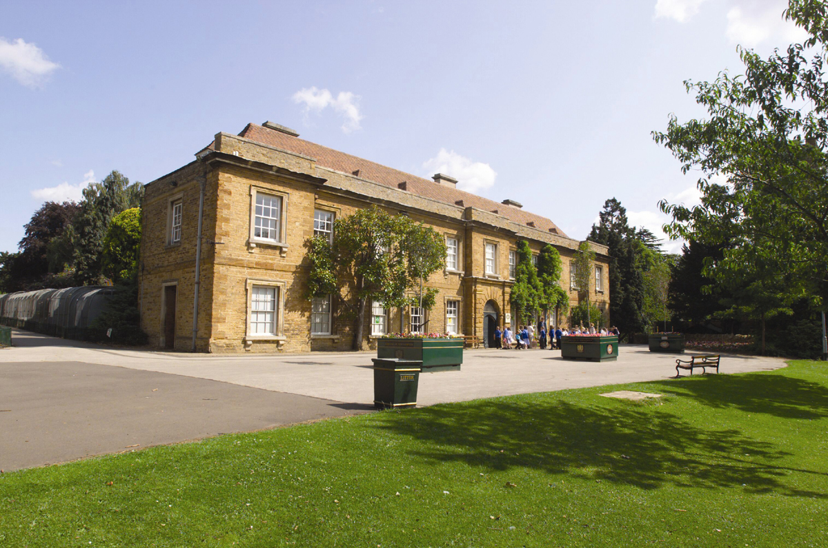 Image of Abington Park Museum