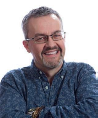John Griff from BBC Radio Northampton