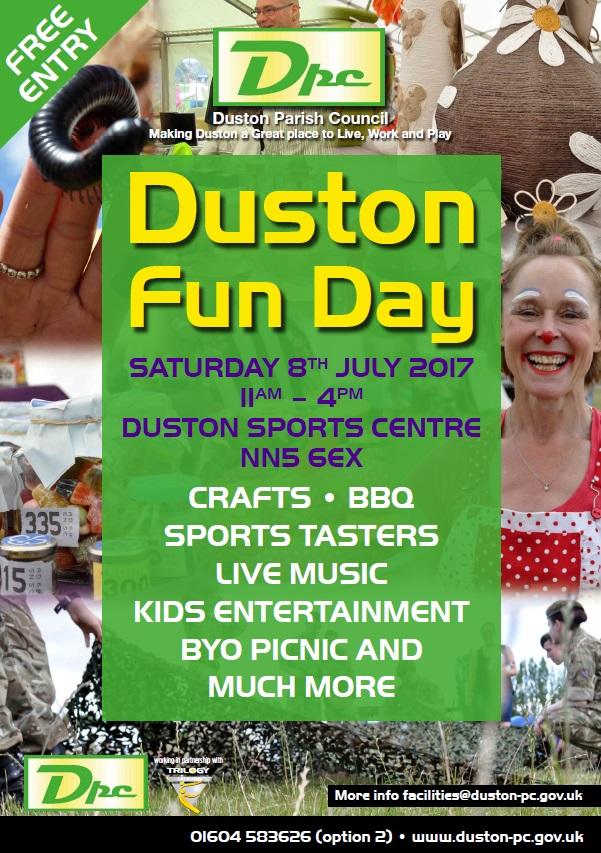 Duston Fun Day