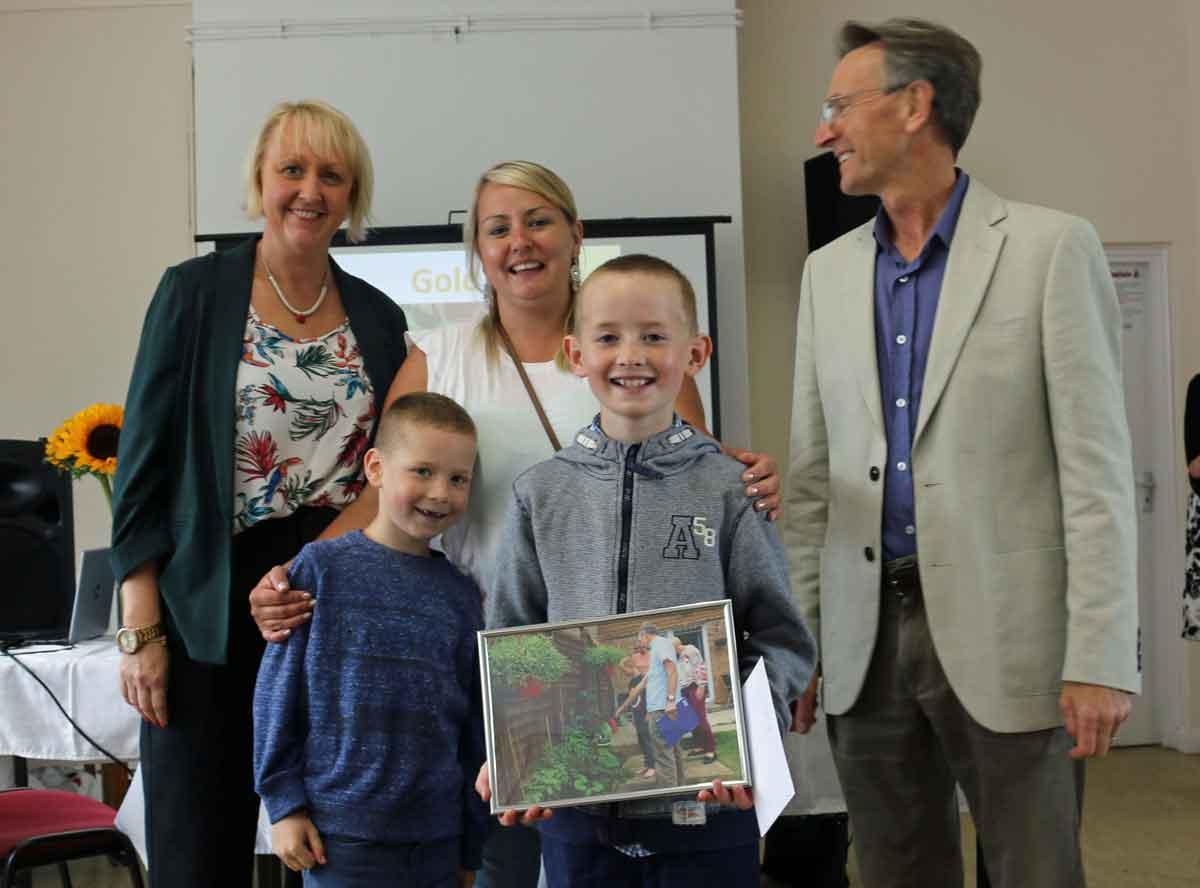 Best Young Gardener Award