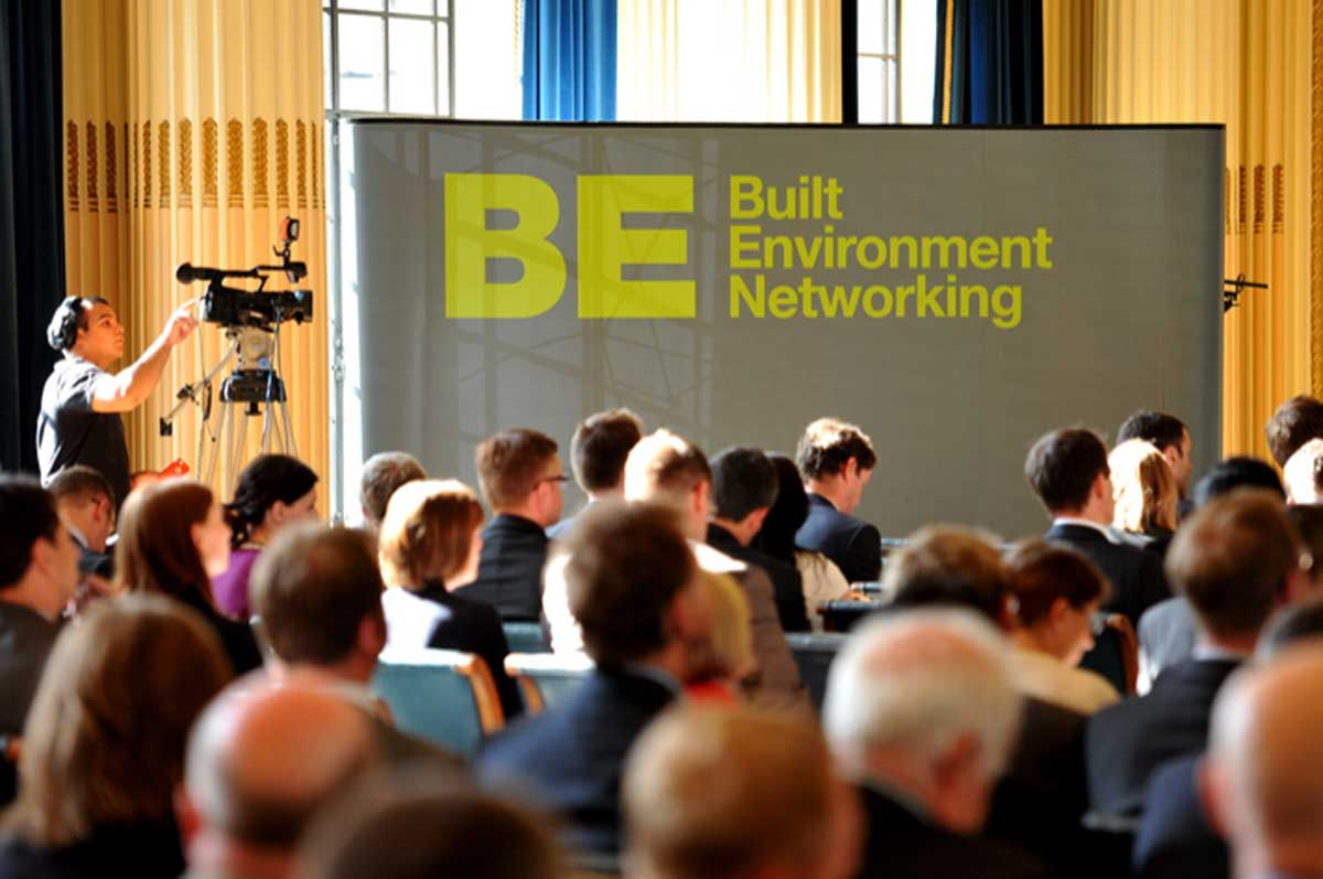 Built environment network image