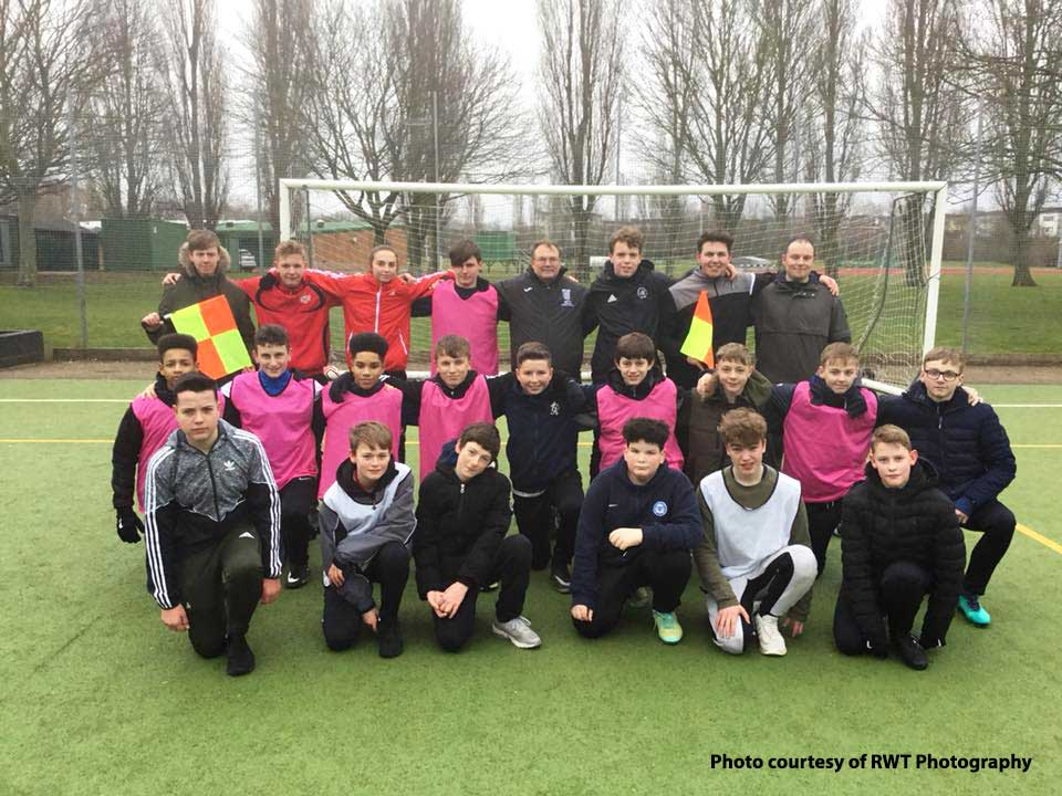 NFA referee course