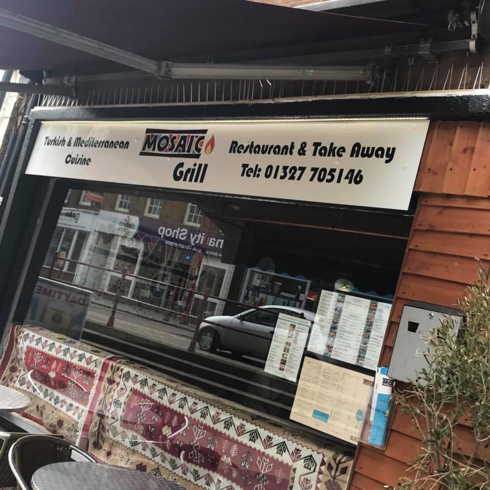mosaic grill northampton life restaurant of the year award