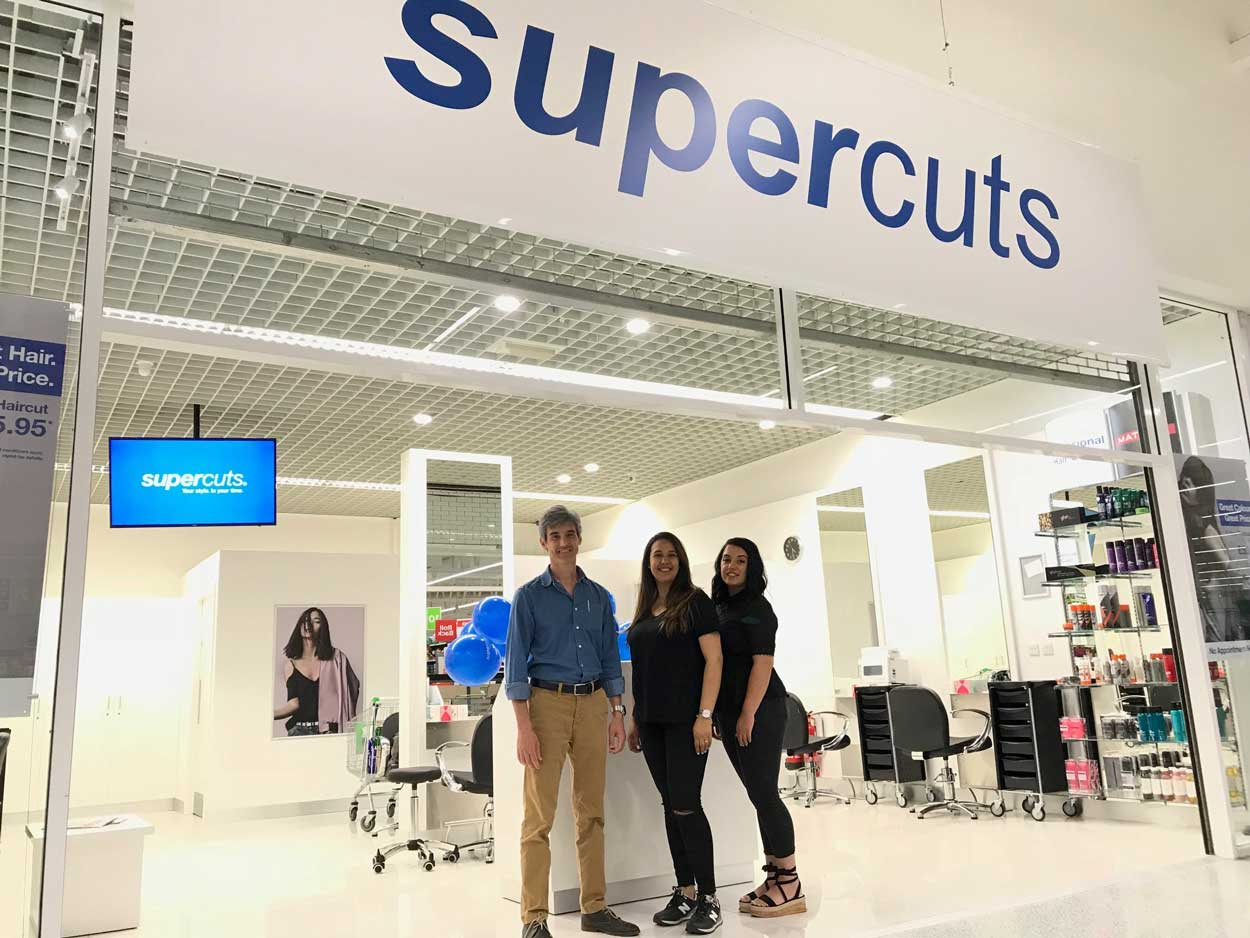 Just In Time For A New Summer Look New Supercuts Salon In Corby
