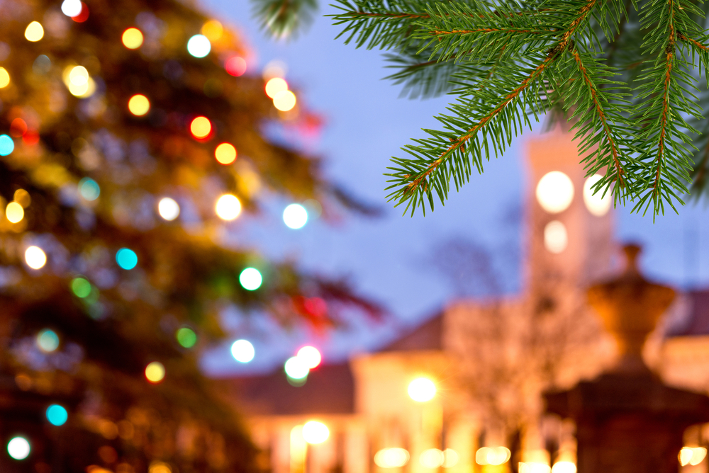 Christmas Lights in Northamptonshire Kettering Oundle Thrapston Wellingborough